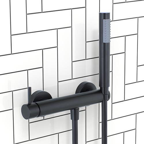 Griferia para ducha columna de ducha columnas de ducha for Griferia de ducha grohe