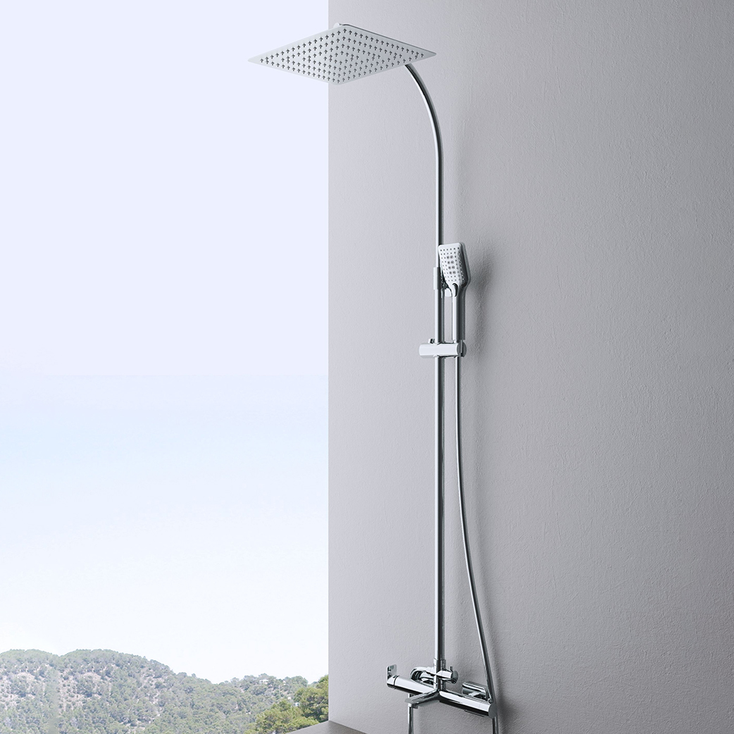 Cat logo de productos para ba o y cocina mz for Articulos de ducha